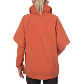 Finside Maire - Imperméable femme - orange